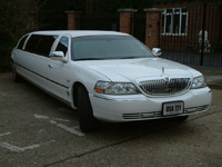 Limo Hire Bromley
